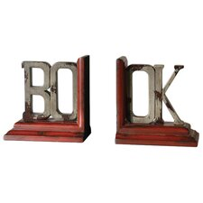 <strong>Uttermost</strong> Book Ends (Set of 2)