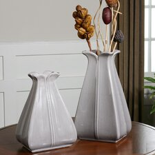 2 Piece Florina Vase Set