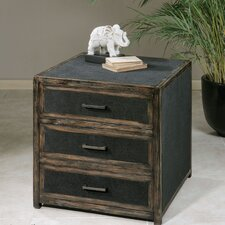 Draven 3 Drawer Chest
