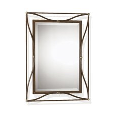 Thierry Metal Framed Mirror