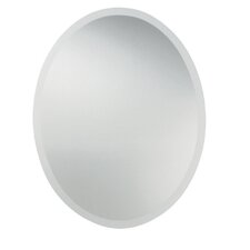 <strong>Uttermost</strong> Oval Frameless Wall Mirror