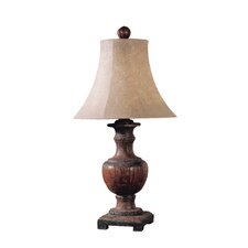 <strong>Uttermost</strong> Woodman Dark Table Lamp