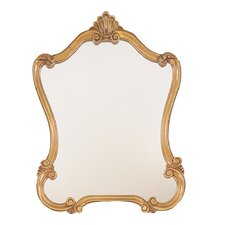 <strong>Uttermost</strong> Walton Hall Mirror in Gold
