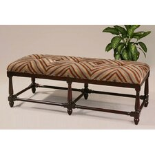<strong>Uttermost</strong> Zebring Fabric Bench