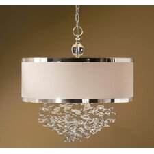 Fascination 3 Light Hanging Foyer Pendant