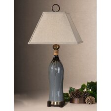 "Neela 36"" H Table Lamp with Rectangle Shade"