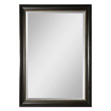 <strong>Uttermost</strong> Axton Mirror in Dark Mahogany Wood Tone