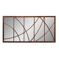 <strong>Uttermost</strong> Loudon Mirror in Distressed Bronze