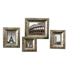 <strong>Uttermost</strong> Camber Picture Frame (Set of 4)