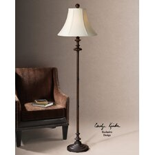 <strong>Uttermost</strong> Arnett 1 Light Floor Lamp
