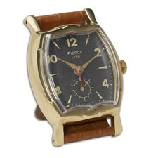 "Wristwatch 3.5"" Pierce Alarm Clock"