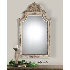 <strong>Uttermost</strong> Portici Mirror in Antique Ivory