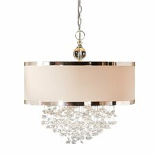 <strong>Uttermost</strong> Fascination 3 Light Hanging Foyer Pendant