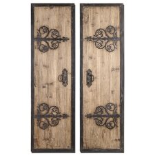 Abelardo Wall Décor (Set of 2)