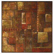 <strong>Uttermost</strong> Autumn Blocks Modern Wall Art