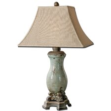 "Andelle 31.5"" H Table Lamp with Rectangular Shade"