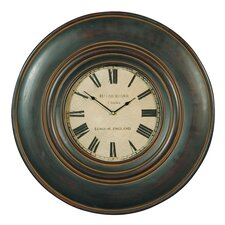 "<strong>Uttermost</strong> Oversized 24"" Adonis Wall Clock"