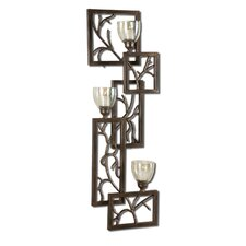 Iron Branches 3 Light Wall Sconce
