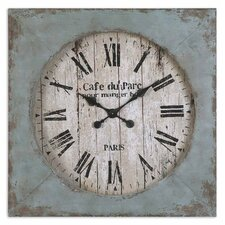 "Oversized 29.13"" Paron Wall Clock"