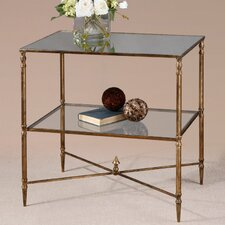 Henzler End Table