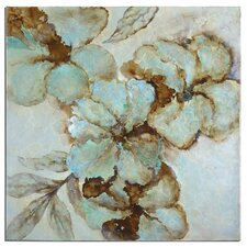 <strong>Uttermost</strong> Fairy Blooms Floral Wall Art