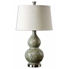 "Hatton 27"" H Table Lamp with Empire Shade"
