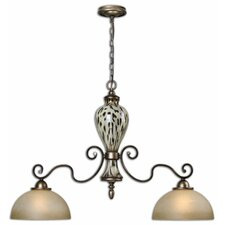 <strong>Uttermost</strong> Malawi 2 Light Kitchen Island Pendant