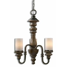 <strong>Uttermost</strong> Torreano 3 Light Chandelier
