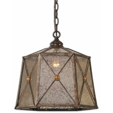 Basiliano 1 Light Mini Pendant