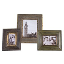 <strong>Uttermost</strong> Taneal Picture Frame (Set of 3)