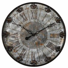 "Artemis Oversized 24"" Wall Clock"