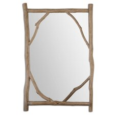 <strong>Uttermost</strong> Walden Wood Mirror
