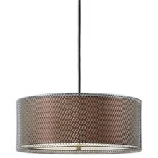 <strong>Uttermost</strong> Catalan 3 Light Drum Pendant