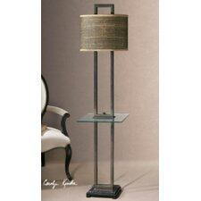 """Stabina 67"""" H Table Lamp with Oval Shade"""
