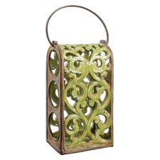 <strong>Uttermost</strong> Harit 3 Bottle Tabletop Wine Rack