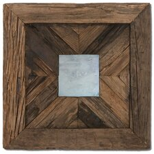 Rennick Reflections Wood Mirror