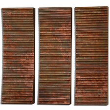 Adara Copper Wall Art (Set of 3)