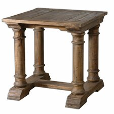 <strong>Uttermost</strong> Saturia Wooden End Table