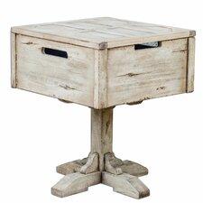 Denham Wooden End Table