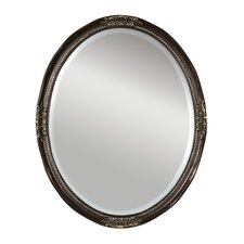 Newport Oval Mirror