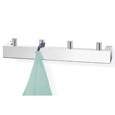 <strong>ZACK</strong> Linea Wall Mounted Towel Hook Rail