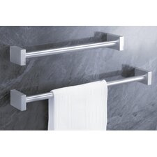 Bathroom Accessories Wall Mounted Fresco Towel Bar