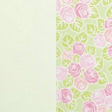 Flower Basket Crib Fitted Sheet (Set of 2)