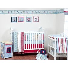 Boys Stripes and Plaids Crib Bedding Collection