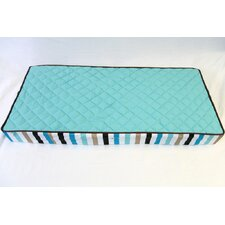 <strong>Bacati</strong> Mod Diamonds/Stripes Dots Changing Pad Cover