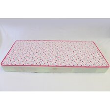 <strong>Bacati</strong> Fairy Land Changing Pad Cover