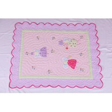 Fairy Land Oversize Toddler Bed Quilt