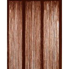 Bedding Rod Pocket String Curtain Panel