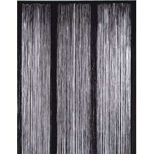Bedding Rod Pocket String Curtain Single Panel