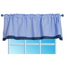 <strong>Bacati</strong> Transportation Curtain Valance